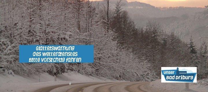 Wetter Driburg
