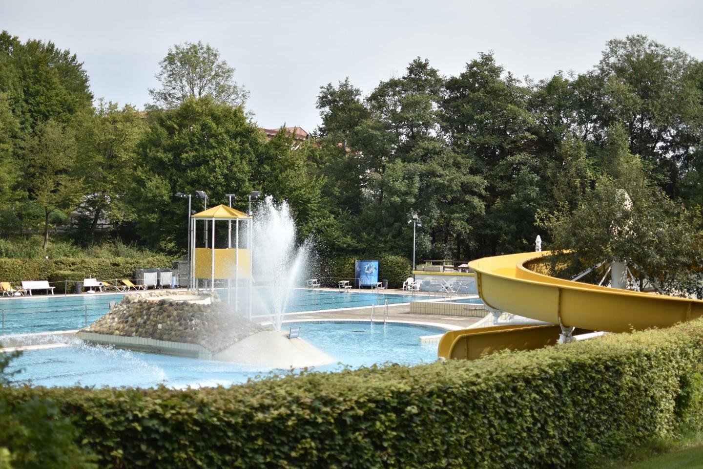 Öffnungszeiten bad driburg freibad Stadt Salzburg